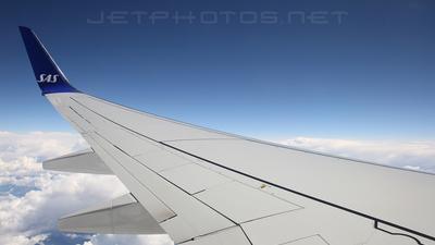 LN-RRE - Boeing 737-85P - SAS Norge