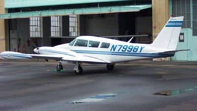 A picture of N7998Y - Piper PA30 Twin Comanche - [301103] - © Matthew Cole