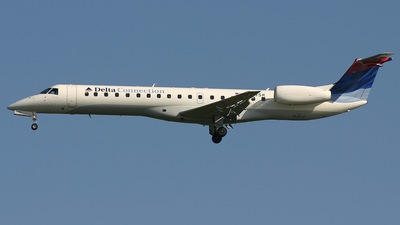 N269SK - Embraer ERJ-145LR - Delta Connection (Chautauqua Airlines)