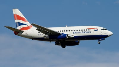ZS-OLA - Boeing 737-236(Adv) - British Airways (Comair)