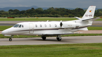 EC-KPE - Cessna 560XL Citation XLS - CorporateJets XXI