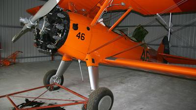 VH-YST - Boeing A75N Stearman - Private