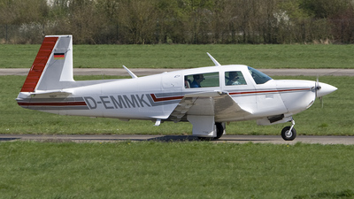 D-EMMK - Mooney M20J - Private