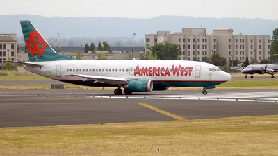 N154AW - Boeing 737-3G7 - America West Airlines