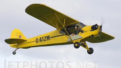 A picture of GATZM - Piper J3C65 Cub - [20868] - © Oliver Holmes