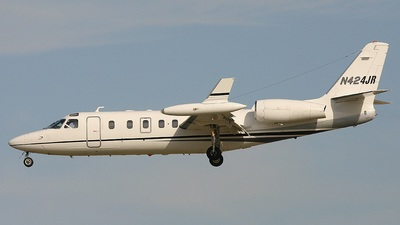 A picture of N424RJ -  - [] - © Ralph Duenas - Jetwash Images