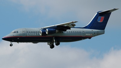 N181US - British Aerospace BAe 146-200 - United Express (Air Wisconsin)