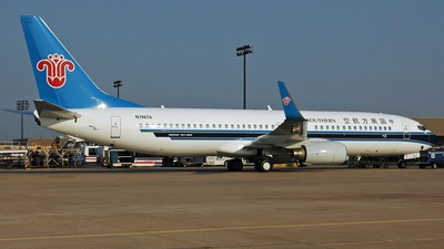 N786TA - Boeing 737-81Q - China Southern Airlines