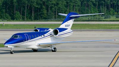N200AP - Cessna 750 Citation X - Private