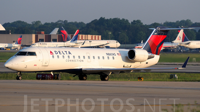 N861AS - Bombardier CRJ-200ER - Delta Connection (Atlantic Southeast Airlines)