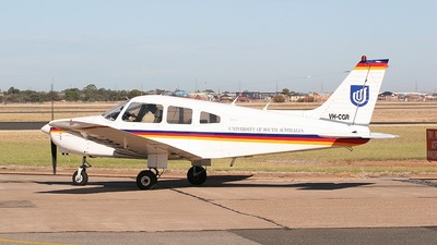VH-CGR - Piper PA-28-161 Warrior II - University of South Australia