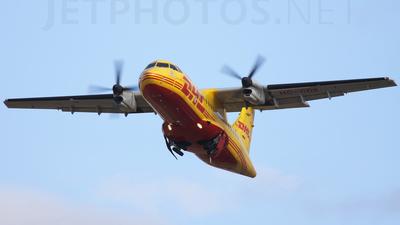 HC-CDX - ATR 42-320(F) - DHL (Trans Am Aero Express)