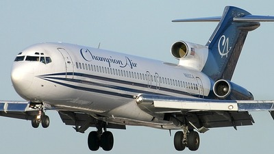 N682CA - Boeing 727-2S7(Adv) - Champion Air