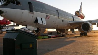 N145US - McDonnell Douglas DC-10-40 - Northwest Airlines
