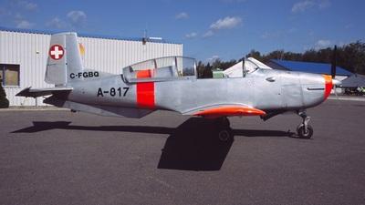 C-FGBQ - Pilatus P-3-05 - Private