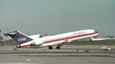 N914TS - Boeing 727-254 - US Airways Shuttle