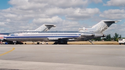 N844AA - Boeing 727-223(Adv) - IRS Airlines