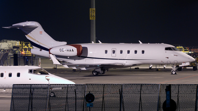 OE-HAA - Bombardier BD-100-1A10 Challenger 300 - Private