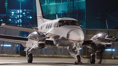 F-HARC - Beechcraft C90 King Air - Private