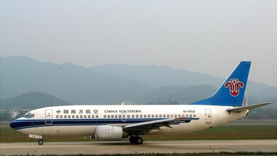 B-2952 - Boeing 737-3J6 - China Southern Airlines