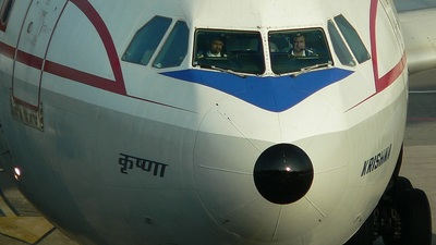 VT-EQS - Airbus A310-304 - Air India