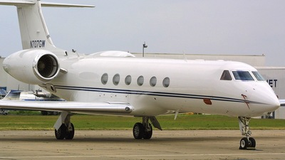 N707GW - Gulfstream G-V - Private