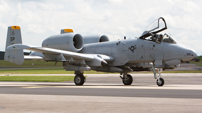81-0951 - Fairchild A-10A Thunderbolt II - United States - US Air Force (USAF)