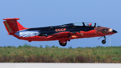 N129DH - Aero L-29 Delfin - Private