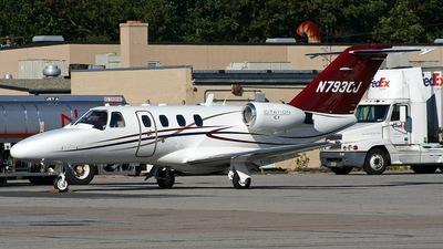 A picture of N793CJ - Cessna 525 CitationJet CJ1 - [5250021] - © Steve Pellegrino