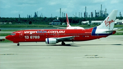 VH-VGA - Boeing 737-43Q - Virgin Blue Airlines