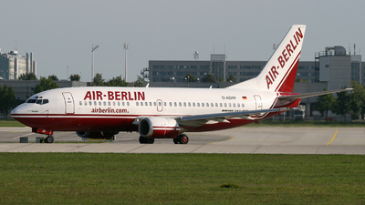 D-ADIH - Boeing 737-3Y0 - Air Berlin