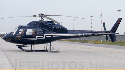 A picture of HBZIV - Airbus Helicopters AS355 Ecureuil - [5401] - © Medolago Manuel