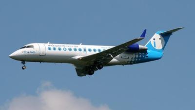 N633BR - Bombardier CRJ-200ER - Independence Air