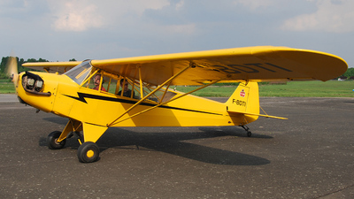 F-BDTI - Piper J-3C-65 Cub - Private
