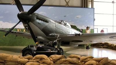 TE214 - Supermarine Spitfire Mk.XVI - United Kingdom - Royal Air Force (RAF)