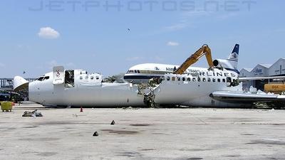 N54344 - Boeing 727-231(Adv) - TransMeridian Airlines (TMA)