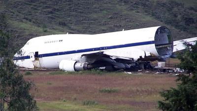 N922FT - Boeing 747-2U3B(SF) - TradeWinds Airlines