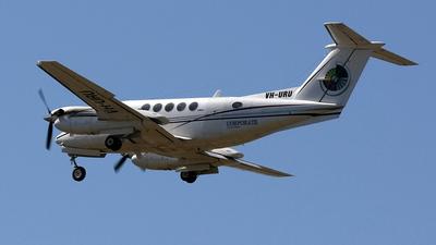 VH-URU - Beechcraft B200 Super King Air - Corporate Aircraft Charter