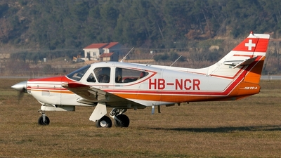 HB-NCR - Rockwell Commander 112TCA - Private