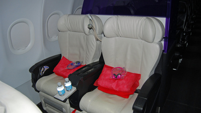 N524VA - Airbus A319-112 - Virgin America