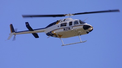 N2NJ - Bell 206B JetRanger - United States - New Jersey State Police