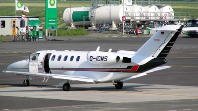 D-ICMS - Cessna 525A CitationJet 2 - Private