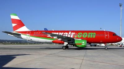 EI-LTE - Airbus A320-214 - MyAir