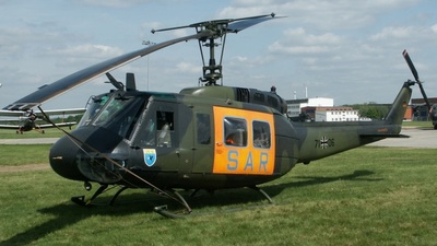 71-06 - Bell UH-1D Huey - Germany - Air Force