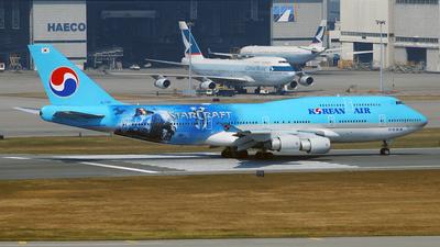 HL7491 - Boeing 747-4B5 - Korean Air