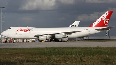 OO-CBB - Boeing 747-243F(SCD) - Cargo B Airlines