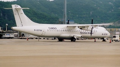 B-22708 - ATR 72-202(F) - TransAsia Airways
