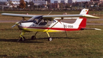 EC-DG6 - Tecnam P92 Echo Super - Private