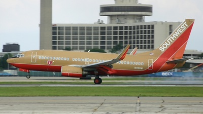 N710SW - Boeing 737-7H4 - Southwest Airlines