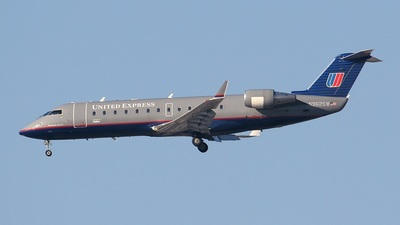 N962SW - Bombardier CRJ-200ER - United Express (SkyWest Airlines)